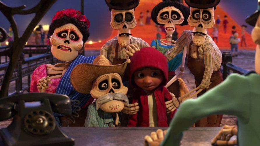 'Coco', el nuevo filme de Disney·Pixar, rinde homenaje al Día de los Muertos