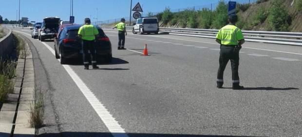 Resultado de imagen de Interceptado un conductor que circulaba a 225 kilómetros por hora cerca de O Carballiño