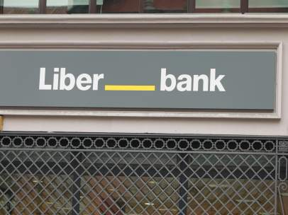 Sucursal del banco Liberbank