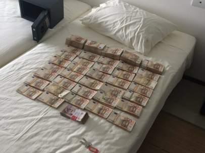 Dinero Edmundo Rodríguez Sobrino