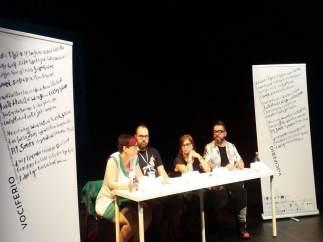 Presentació del festival Vociferio