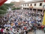 Homenaje en Las Rozas a Ignacio Echeverria