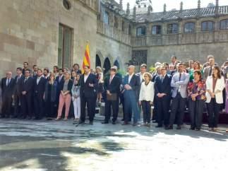 Puigdemont anuncia fecha y pregunta para el referéndum de Cataluña en directo