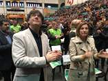 Carles Puigdemont y Carme Forcadell.