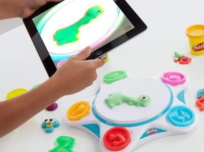 Playdoh Touch estudio de creaciones animadas