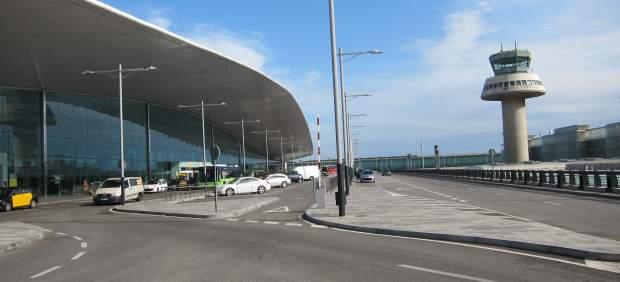 Aeropuerto de El Prat de Barcelona, Terminal 1.