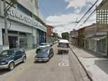 Una calle de Santa Cruz (Bolivia)