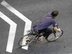 La mitad de los conductores no respetan la distancia de seguridad con los ciclistas