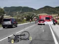 Atropello mortal a un ciclista