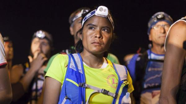 Lorena Canarias Ramírez Tarahumara Ultramaratón La En Abandona De sQdthrC
