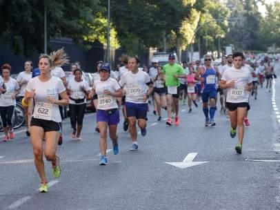 2.700 corredores