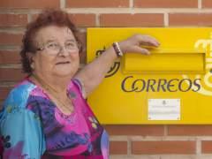 Josefina Vicente Alcaráz, primera cartera de España