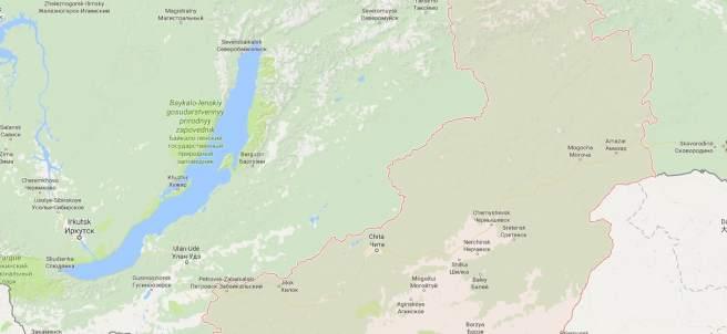 Zabaikalie, Rusia