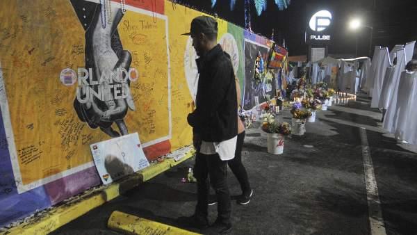 Homenaje en Orlando