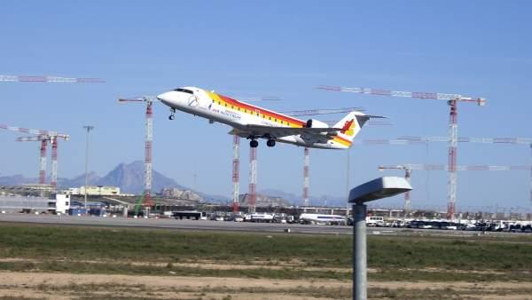 Aeropuerto de El Altet, Alicante