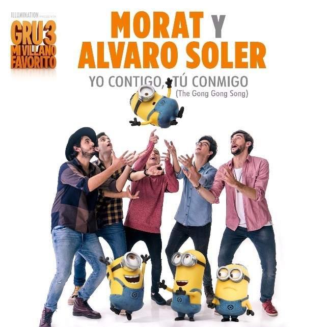 Resultado de imagen de MORAT Y ALVARO SOLER