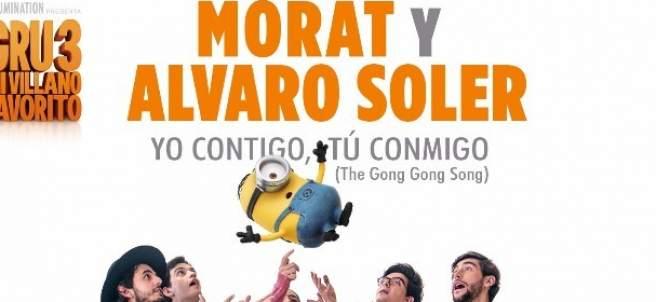 Morat y Álvaro Soler 'Yo Contigo, Tú Conmigo (The Gong Gong Song)'