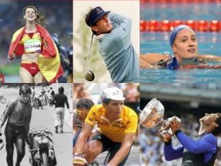 Mejores deportistas españoles