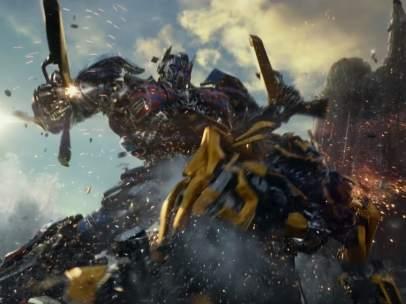'Transformers 5 El último caballero'