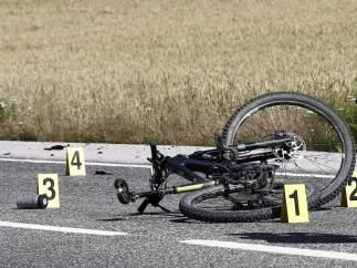 El Gobierno propone endurecer las penas por atropellos a ciclistas