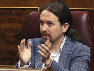 Iglesias aplaude a Montero