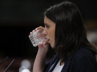 Un trago de agua para continuar