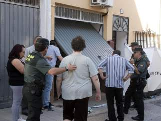 Crimen machista en Las Gabias