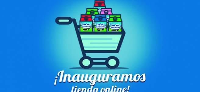[Grupoeconomia] Np Central Lechera Asturiana Inaugura Tienda Online