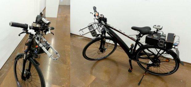 Bicicleta instrumentalizada