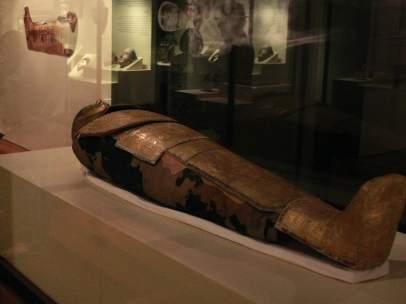 Momia de Nespamedu