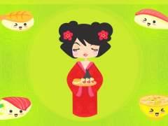 Sushi - comida japonesa.
