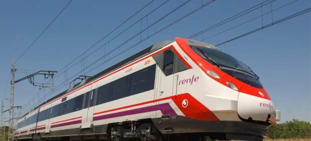 Tren de Cercanías Renfe turismo viaje ferroviario