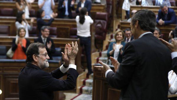 La moción de censura a Rajoy no prospera