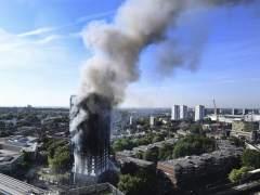 La cifra exacta de muertos en la torre Grenfell de Londres no se sabrá este año