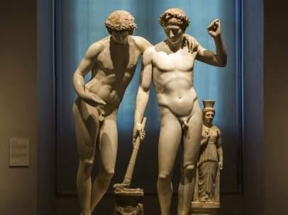 Orestes y Pílades