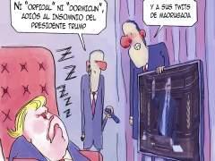 Insomnio de Trump