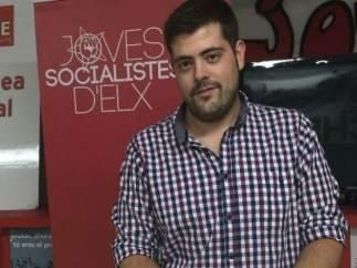 Expresidente de los Joves Socialistes de Elche