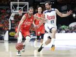Diot y Llull, Valencia Basket - Real Madrid