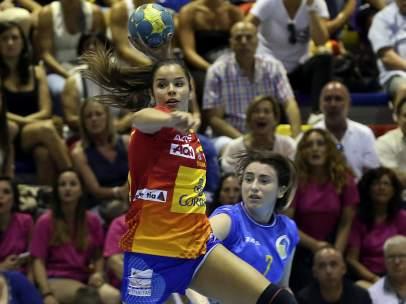 Ana González, España de balonmano