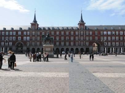 Plaza Mayor de Madrid