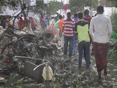 Atentado suicida en Mogadiscio