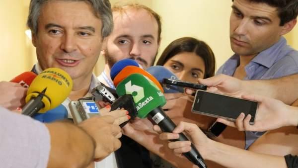 Rubén Moreno, nou Secretari d'Estat de Relacions amb les Corts Generals