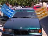 Reduciendo la temperatura interior de un coche