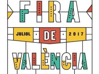 L'Ajuntament de València presenta el cartell de la Gran Fira de juliol
