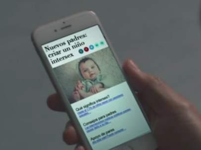 Vídeo sobre padres de bebés intersexuales