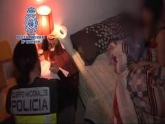 Detenidas cinco personas por explotación sexual