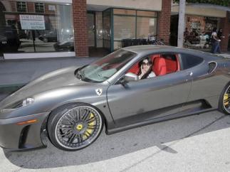Los coches de Kim Kardashian