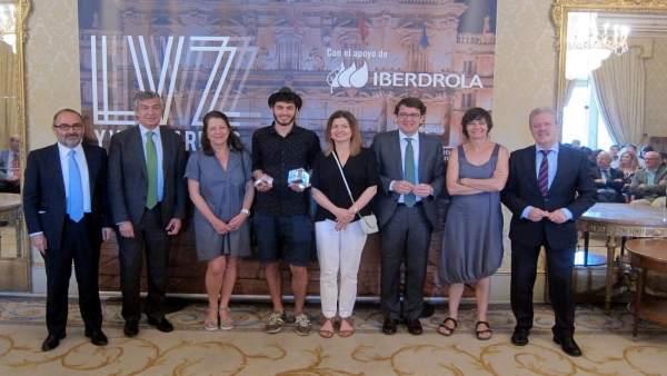 Presentación del Premio del Jurado del II Festival
