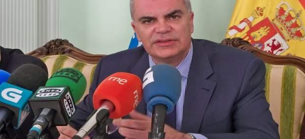 Santiago Villanueva, delegado del Gobierno en Galicia
