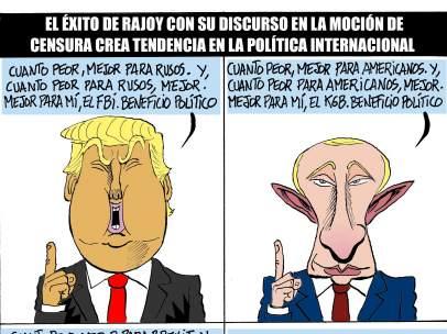El trabalenguas de Rajoy